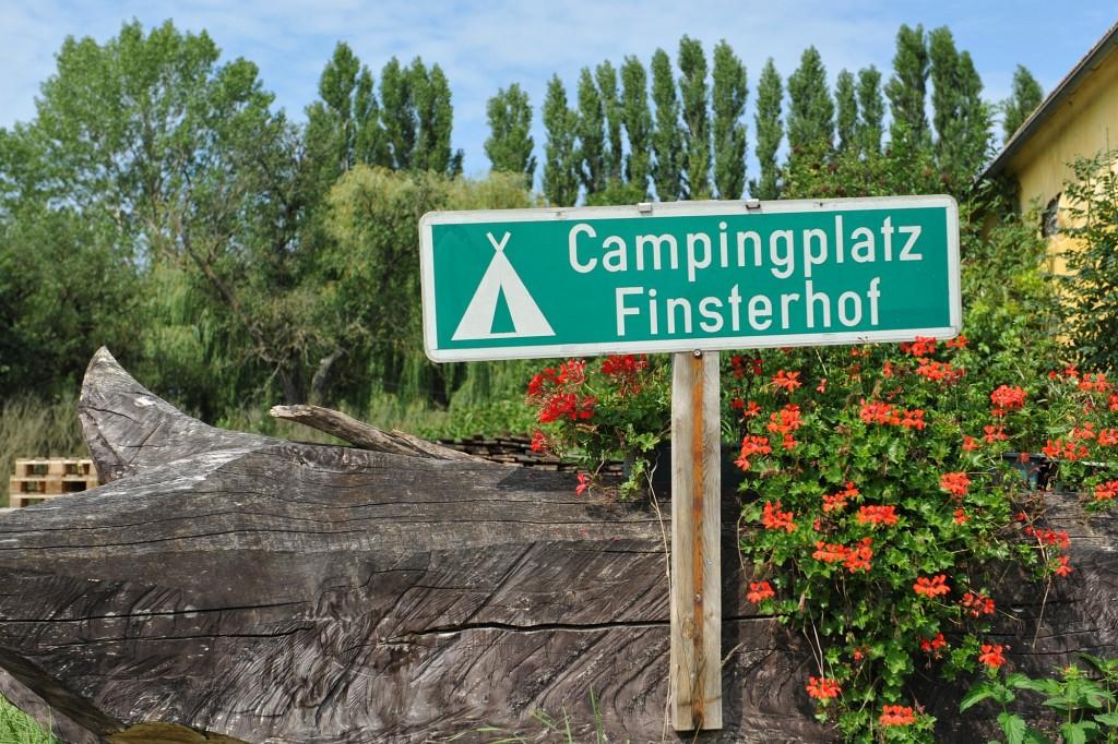 Campingplatz Finsterhof - Sommer am Finsterhof