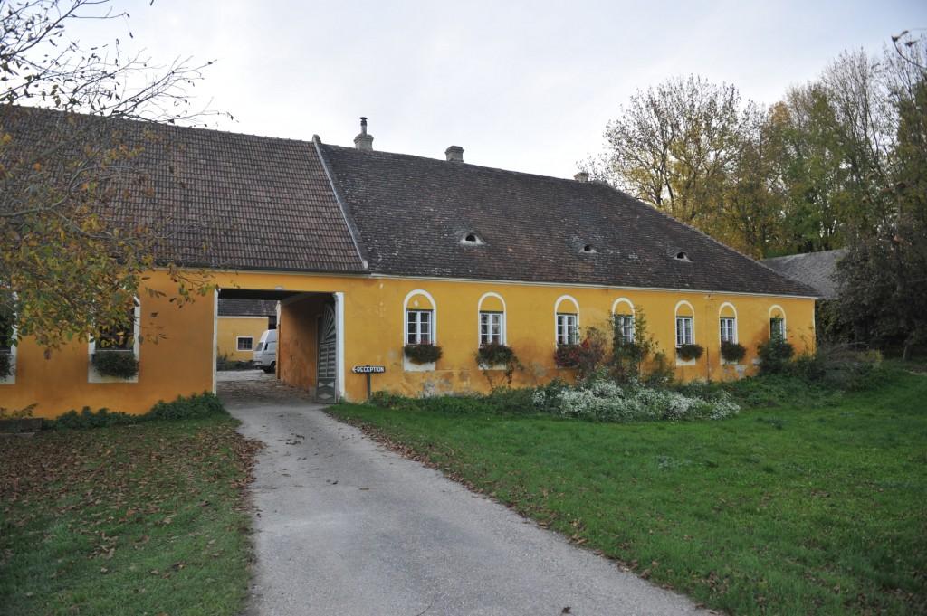 Campingplatz Finsterhof - unser Hof